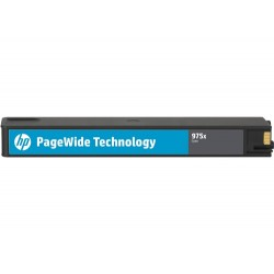 HP #975X Cyan Ink Cartridge...