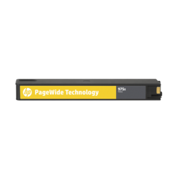 HP #975X Yellow Ink...