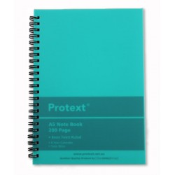 Protext A5 200Pg Twin Wire...