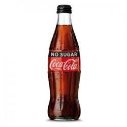 Coca-Cola No Sugar 330ml...