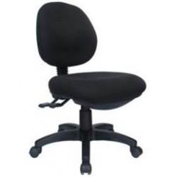 Calor Chair Fabric Black