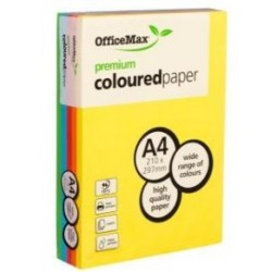 Officemax A4 80gsm Assorted...