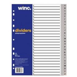 Winc Polypropylene Dividers...