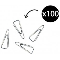 33mm Triangular Paper Clips...