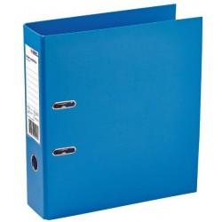 Lever Arch File A4 PVC Blue