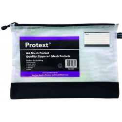 Protext A4 Mesh Pouch With...