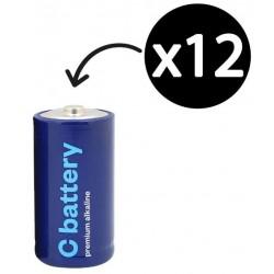 Staples X-Cell C Battery...