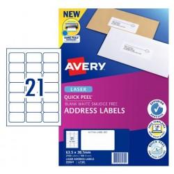 Avery 959001 L7160-100...