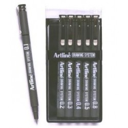 Artline Drawing System Pen...