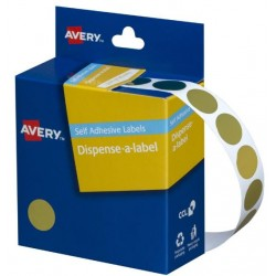 Avery 14mm Circle Dispenser...