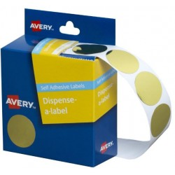 Avery 24mm Circle Dispenser...