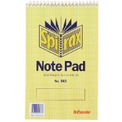 Spirax 563 Notebook...