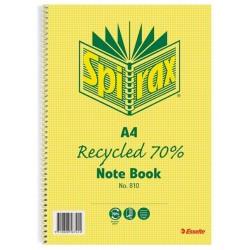 Spirax 810 Recycled...