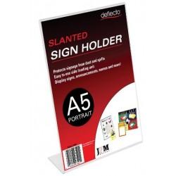 Deflect-O 47501 Menu/Sign...