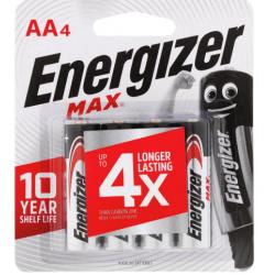 Energizer Max 1.5V Alkaline...