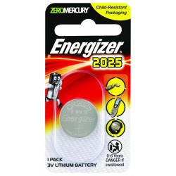 Energizer Lithium Battery...