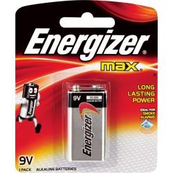 Energizer Max Battery 9V...