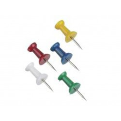 Esselte 45110 Push Pins...