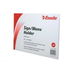 Esselte Sign / Menu Holder...