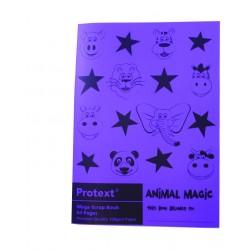 Note Animal Magic Scrapbook...