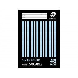Olympic Grid Book A4 48...