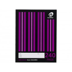Olympic Grid Book 225X175mm...