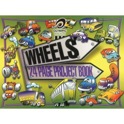 Olympic Project Wheels 24...