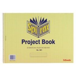 Spirax 581 Project Book...