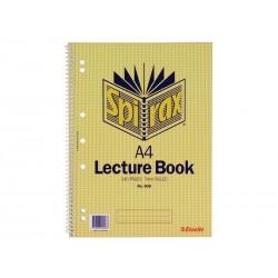 Spirax 906 Lecture Book A4...