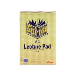 Spirax 905 Lecture Book A4...