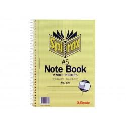 Spirax No.570 Notebooks A5...
