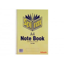 Spirax 595A Notebook A4...
