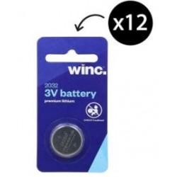 Winc CR2032 3V Premium...