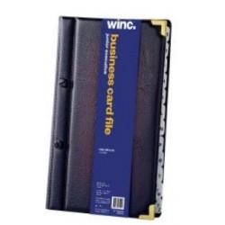 Winc Business Card File...