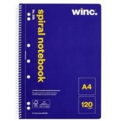 Winc Spiral Notebook No....