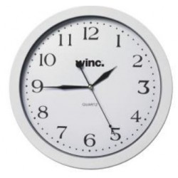 Winc Quartz Wall Clock 30cm...