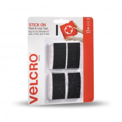 Velcro Stick On Tape Black...
