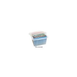 Crystalfile Porta Box Clear