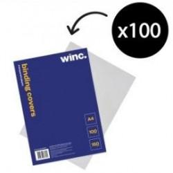 Winc Transparent Binding...
