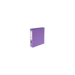 Marbig Pe Lever Arch A4 Purple