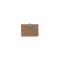 Masonite A3 Clipboard-Metal...