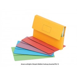 Marbig Document Wallets...