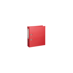 Lever Arch File A4 PVC Red