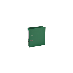 Lever Arch File A4 PVC Green