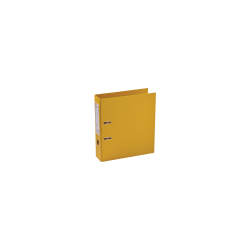 Lever Arch File A4 PVC Yellow