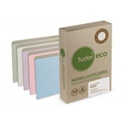 Tudo Eco Manilla Folders...